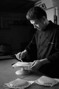 Photo de pâtisserie au Mans : Masatoshi Takayanagi - galettes des rois