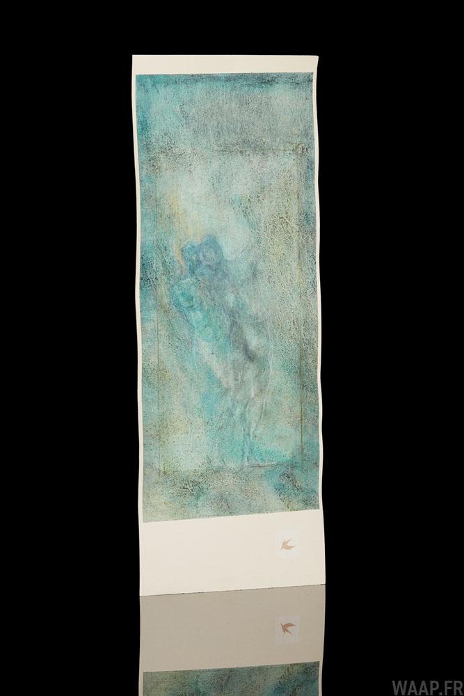 Reproduction d'oeuvres d'art Katia Renvoisé 4 01 2018 recadrage partiel