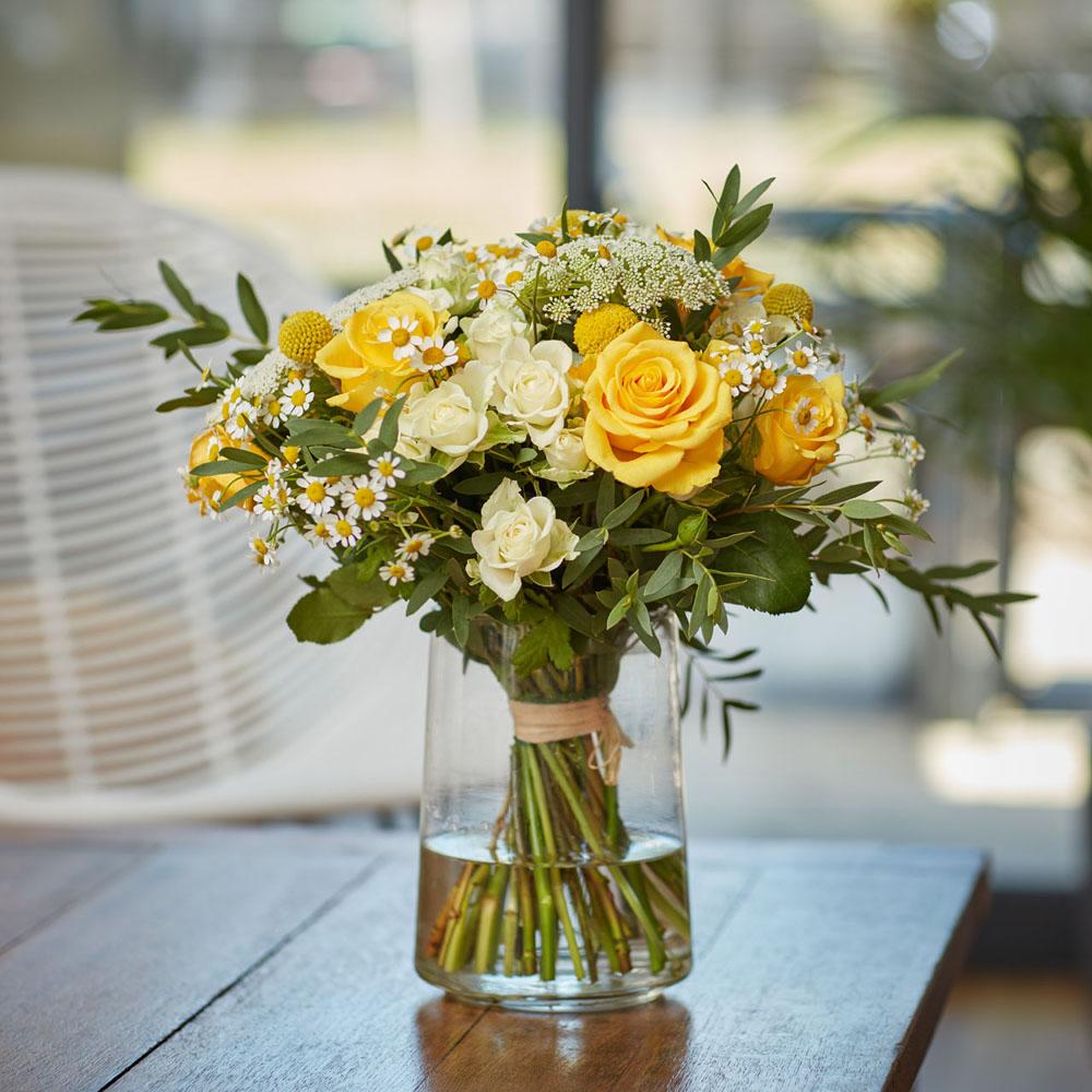 Les Fleurs de Nicolas - bouquet Juliette