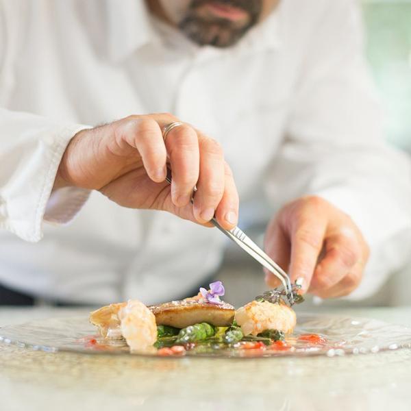 Photographe culinaire au Mans : préparation